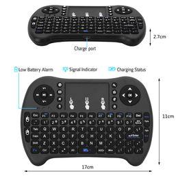 Intelligent Bluetooth full keyboard remote controller HA-448084