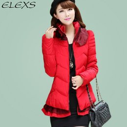 Wholesale-2015 New Arrival Fashion Hot selling Women Warm Thick Jacket High Quality Winter Coats overwear 100% Real Photo sexy jacket E616