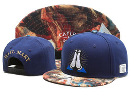 Hot sale Cayler & Sons Snapbacks caps grey with galaxy mens designer baseball hats top quality