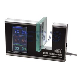 Wholesale Digital optical light transmission meter LS183 LS with real time dynamic auto calibration of hot sale A