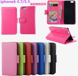 Wholesale PU Leather Case Stand Wallet Style Photo Frame Phone Bag Case Cover With Card Holder For Samsung S3 iphone c iphone