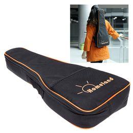 Wholesale Professional Ukulele Gig Bag Case D Water resistant with Adjustable Shoulder Straps for quot quot Ukelele Ukulele I589