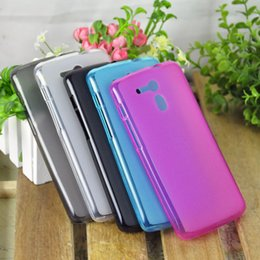 Wholesale High Quality Phone Cases For Acer E700 Cell Phone Soft TPU Case Screen Protector Retail and