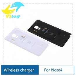 Wholesale 2016 Mobile Phone Wireless Chargers receiver Applies to smart phones Note4 Convenient and Quick super thin
