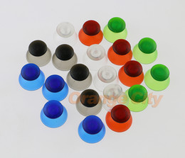 Replacement transparent Thumbsticks Grips Cover 3D Analog Joystick Cap for PS3 playstations 3 Wireless Remote Controller