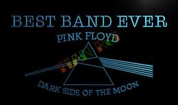 Wholesale LA319 TM Best Band Ever Pink Floyd Neon Light Sign Advertising led panel jpg