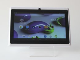 Wholesale Dual core tablet quot all volunteers A33 Q88 Q8H wifi Internet computer manufacturer to a large number of spot