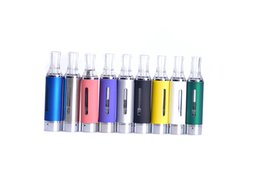 Hot MT3 MT3 - 2 Atomizer ego Atomizer clearomizer for ego electronic cigarette Kits for ego-T ego VV EVOD Battery Various Colors DHL Free