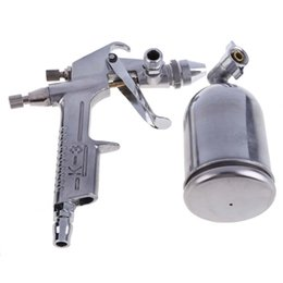 Wholesale Hot Sale High Quality Magic Spray Gun Sprayer Air Brush Alloy Painting Paint Tool Professional pistola de pintura