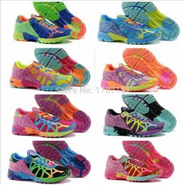 Wholesale 2015 The New Running Shoes Gel Noosa TRI Sports Training Running Shoe women s shoes Womens Free Run Running Shoes Top Selling