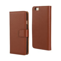 For Apple IPhone 6 4.7 Texture Genuine Wallet Leather Case
