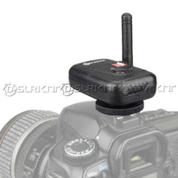 Wholesale DSLRKIT PT XT Channels Wireless Radio Flash Trigger with Antenna with Receivers antenna match antenna mhz