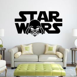 palabras decorativas para paredes en lnea star guerras pegatinas de pared decoracin de fiesta