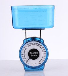 1000g x 20g kitchen scale spring capacity 500ml multifunction balance scale mechanical pocket mini scale for baking weight 110g multi colors