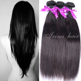 Indian virgin hair straight hair bundles 6A Indian virgin remy hair weft 100g bundle 4 bundles per lot unprocessed raw human hair extensions