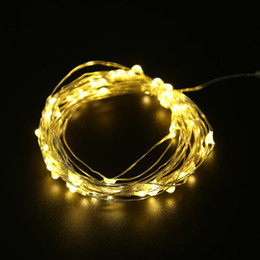 100m 600 LED chain fairy String Lights White Blue Four Color Warm White Yellow Green Pink Purple Red 110v 220v Decoration Light