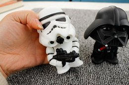 Wholesale Newest Star Wars Figures Toys Cartoon Anime Dolls Darth Vader White Soldiers Hand To Do Doll Model Boxed Spot Christmas Toys Action Figures