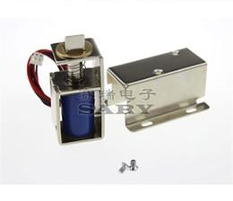 Wholesale DC V Mini Cabinet or Drawer Electric Bolt Lock