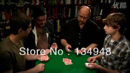 Wholesale Dan and Dave Con Cam Coincidencia Paul Card magic Only The teaching Video send via email Not include cards