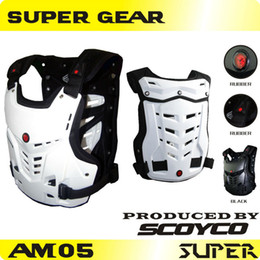 Wholesale Protective Gears gt gt Jackets Scoyco AM05 Motorcycles Motocross Chest amp Back Protector Armor Vest Racing Protective