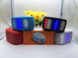 Wholesale Best Quality Wireless Bluetooth Speaker A Sound Card Onboard Phone Call Portable Small Stereo Subwoofer