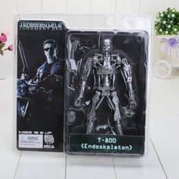 Wholesale NECA Terminator T ENDOSKELETON