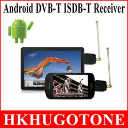 Wholesale Hot Sale Mini Micro USB DVB T Tuner Receiver ISDB T Digital Mobile TV Stick for Android universal Phone