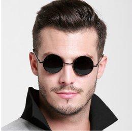 Wholesale Vintage Sunglasses Men Polarized Brand Designer Oculos De Sol Masculino Feminino Illesteva Vrouwen Zonnebril Occhiali Da Sole