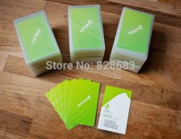 Where to buy business card paper