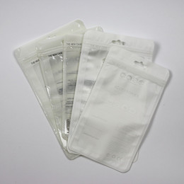 Polyuréthane plastique à vendre-Sacs en plastique imperméables pour l'emballage Accessoires accessoires en polyuréthane Protecteur d'écran Serrure à glissière pour téléphone mobile Paquets pour détaillants Manipulateurs Poste