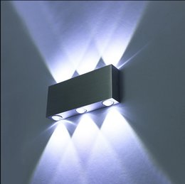 Wholesale 2016 high quality Top Design w LED wall lamp wall light wall light corridor hallway light lamp Cool White