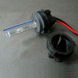 H7 HID Xenon Bulb Conversion Kit Adapter Holder Converter Base Adaptors For Hyundai Veloster Genesis Coupe Kia K5 Headlight HID Accessories