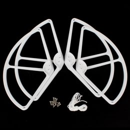 Wholesale 20pcs Propeller Prop Protective Guard Bumper Protector for DJI Phantom Vision Quadcopter white AFD_D27