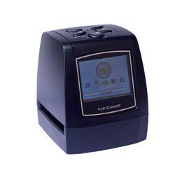 Wholesale Hot Sale MP Digital mm Film Negatives Photo Scanner Converter Slide quot TFT LCD Screen D3381A