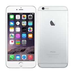 "Unlocked Original Refurbished Apple 4.7"" iPhone 6 5.5"" iphone 6 Plus With Fingerprint 16 64 128GB ROM GSM WCDMA LTE Mobile Smart Phone"