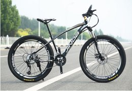 Wholesale 21 speed MTB inch mountain bike inch mountain bicycle double disc brakes Suspension fork Can upgrade s s