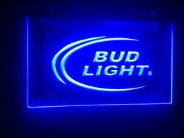 b-08 Bud Lite Beer Bar Pub Club Logo LED Neon Light Sign 7 color