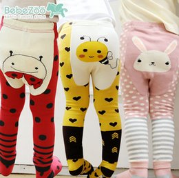 2016 new children girl boy baby Leggings fashion Cartoon Pure cotton Comfortable baby PP Pants kids Casual pants