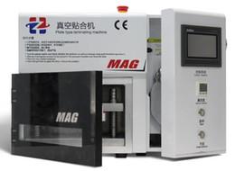 Promotion plaque d'écran OCA MAG Type 5 Dans 1 Plate Machine de stratification lentille en verre écran tactile LCD Repair Tool Pas besoin Vacuum Pump DHL OTH165 gratuit