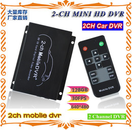 The new 2-ch SD card car recorders dvr support all the way video and audio output to TV monitor