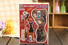 Wholesale Miyazaki Hayao Kiki s Delivery Service PVC Action Figure Collectible Model Toy cm