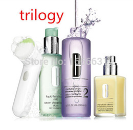 Wholesale classical Oil control trilogy ml clarifying lotion ml Liquid Facial Soap ml dramatically different moisturizing lotion