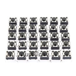 Wholesale 6 mm for Tact Switch Push Button Tactile Pushbutton LCD Screen Monitor