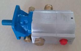 Wholesale hydraulic Gear Pumps Log Splitters CBNA GPM valves for firewood cutting machine tools press