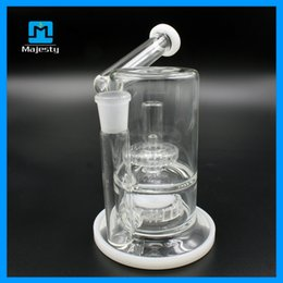Wholesale female 18mm wholesale glass water pipes 3 water pipes bongs 18mm bongs water pipes free shipping