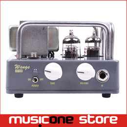 Wholesale Electric All Tube Guitar Amplifier Head Biyang Wangs VT H AMP Head Adjust Volume And Tone MU1237