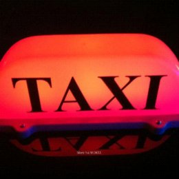 discount taxi roof signs 2016 led taxi roof signs on. Black Bedroom Furniture Sets. Home Design Ideas