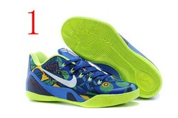 Wholesale Nike Kobe men to help low boots basketball shoes sneakers running shoes Including DHL shipping