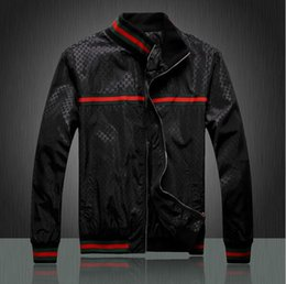 Wholesale 015 New Spring jacket casual Slim men jacket fashion stand collar male jacket coat Windproof jacket men G6829