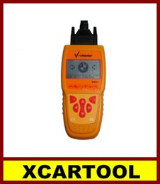 Wholesale New arrival Auto code reader V CHECKER V401 for B M W Diagnostic Tool Spanish Version